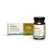 Capsules de CBD HEART de Natureight (30 x 10 mg)