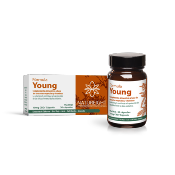 Capsules de CBD YOUNG de Natureight (30 x 10 mg)