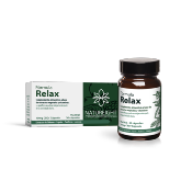 Capsules de CBD RELAX de Natureight (30 x 10 mg)