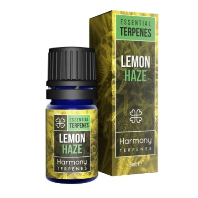 Terpènes de cannabis LEMON HAZE (5 ml) (Harmony)
