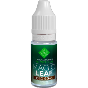 E-liquide au CBD Magic Leaf (Hemptech)
