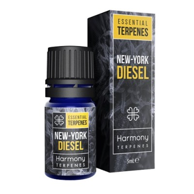 Terpènes de cannabis NEW YORK DIESEL (5 ml) (Harmony)