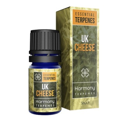 Terpènes de cannabis UK CHEESE (5 ml) (Harmony)