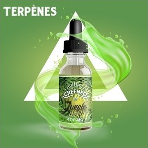 E-liquide CBD Jungle - Lemon (Greeneo)