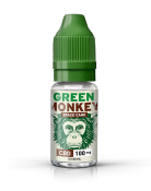 E-liquide CBD 100 mg Space Cake de Green Monkey (Savourea)