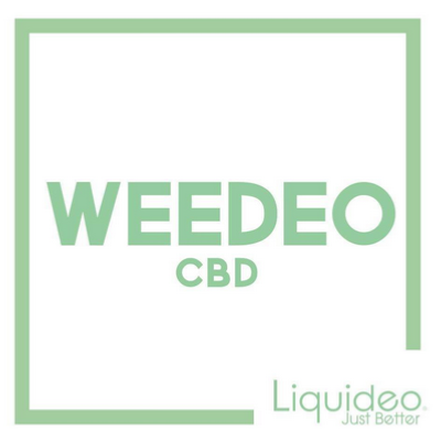 e-liquides CBD Weedeo Liquideo France
