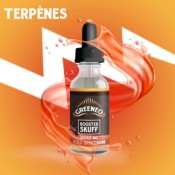E-liquide CBD 1000 mg SKÜFF « Full Spectrum » (Greeneo)
