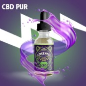 E-Liquide Booster CBD (Cannabidiol) 500 / 1000 mg (Greeneo)