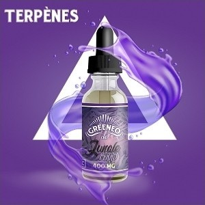 E-liquide au CBD Jungle - Berry (Greeneo)