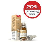 Huile de CBD 20% « Authentic » (Cibdol)