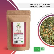 Infusion de Chanvre IMMUNO BOOST (Pop CBD)